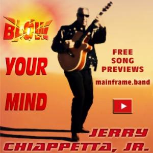 Check out CHANGING TIMES - Track#8 off of the BLOW YOUR MIND Album