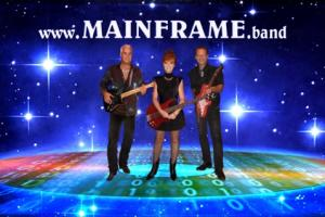 MAINFRAME.band – performing Dangerous Type (cover) by The Cars