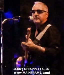 Classic Rock Solo Guitarist & Singer Jerry Chiappetta Jr For Hire